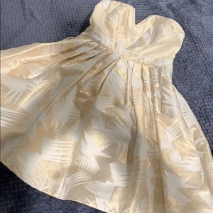 A special occasion dress.